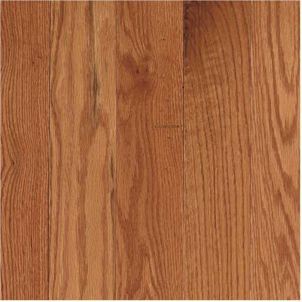 Mohawk Industries BCS26-OAK 3-1/4' Wide Solid Hardwood Flooring - Smooth Oak Appearance- Sold by Carton (17.6 SF/Carton)