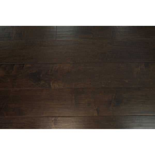 Jamison Collection Engineered Hardwood in Dark Chocolate - 1/2' x 7-1/2' (25sqft/case) - 1/2' x 7-1/2'